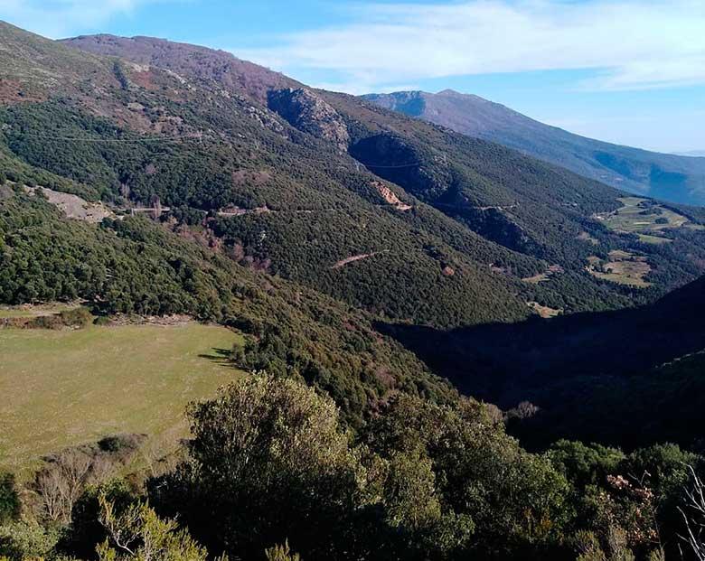 montseny provincia girona