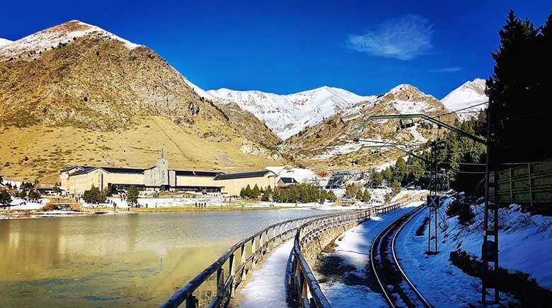 valle de nuria provincia girona