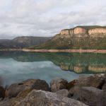 montanejos lago