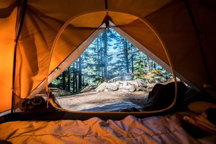 que llevar aún camping tienda