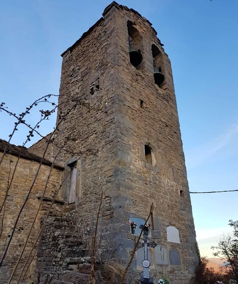 iglesia de orante