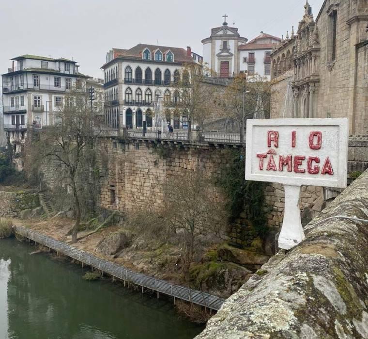 río tamega portugal