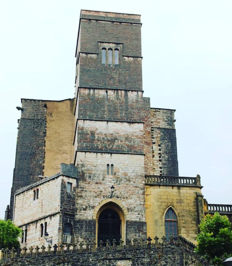 iglesia de zumaia