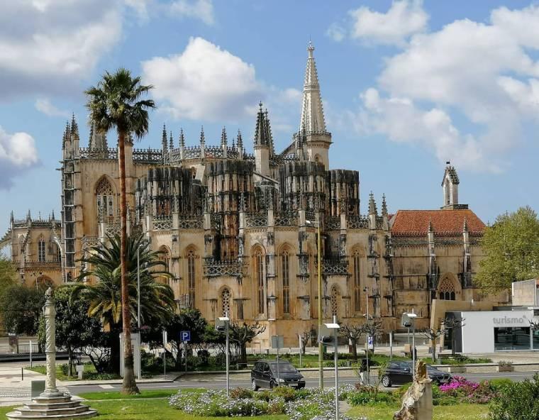 catedral de batalha norte portugal