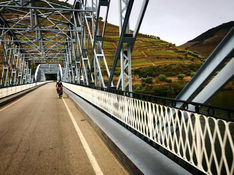 puente norte portugal pinhao