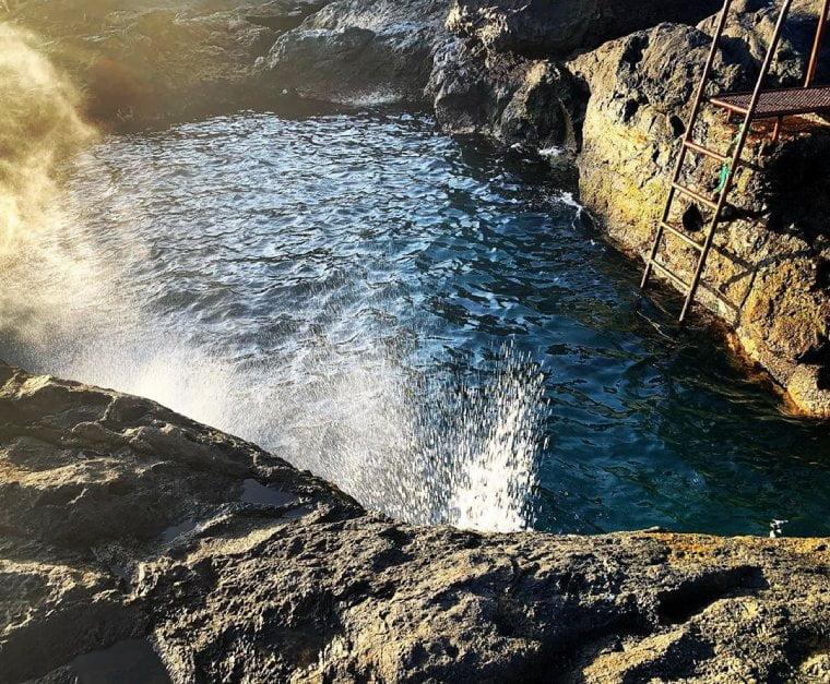 piscina natural abrigo tenerife