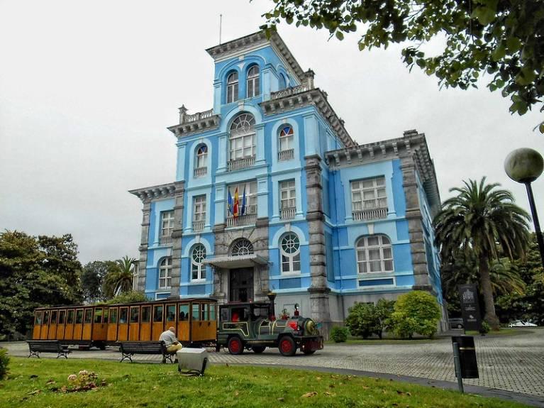 Colombres  pueblo bonito asturias