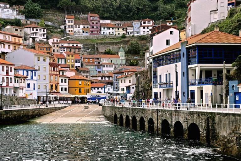 Cudillero la joya de los pueblos de asturias