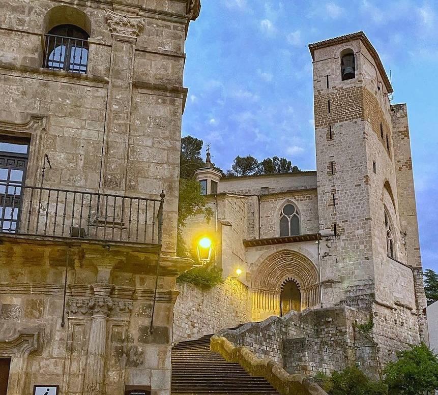 iglesia de san pedro de rua estella