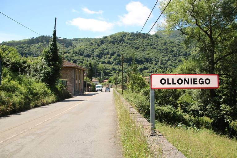 olloniego asturias aldeas
