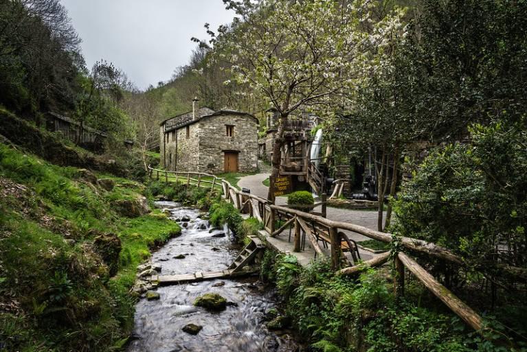 pueblo bonito asturias