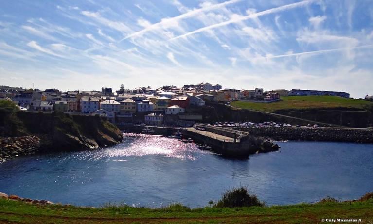 Asturias puerto de vega