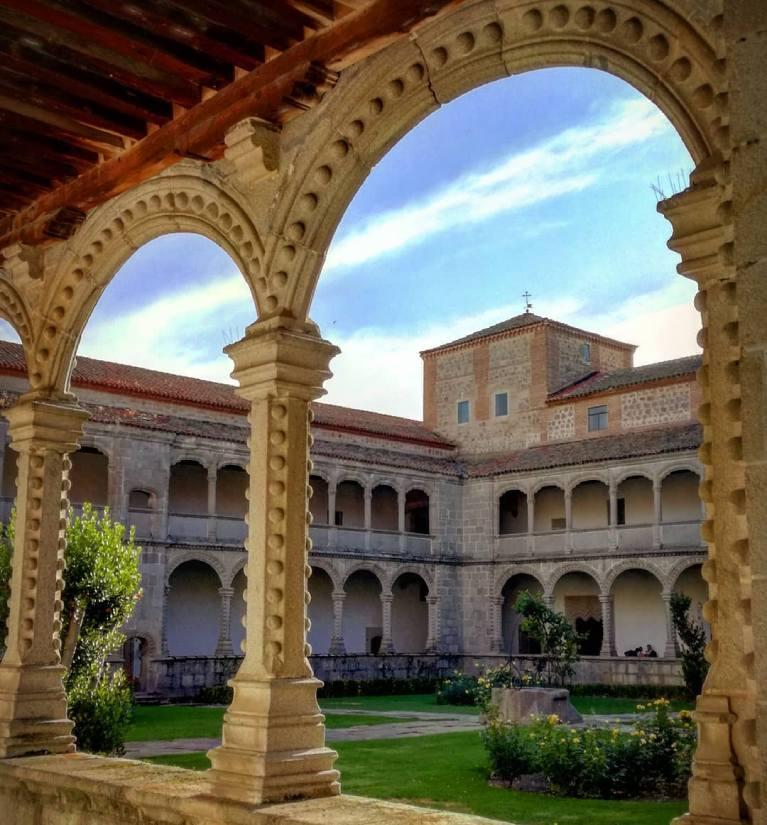 real monasterio de avila