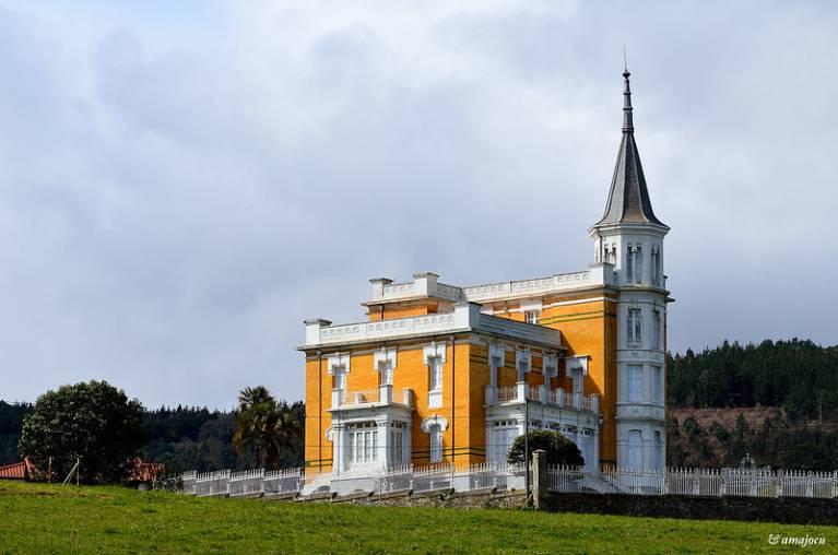 somao pueblo bello asturias