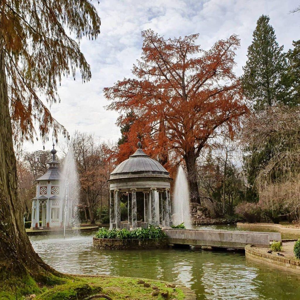 aranjuez palacio y jardin