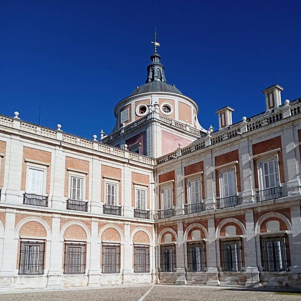 Aranjuez palacio real