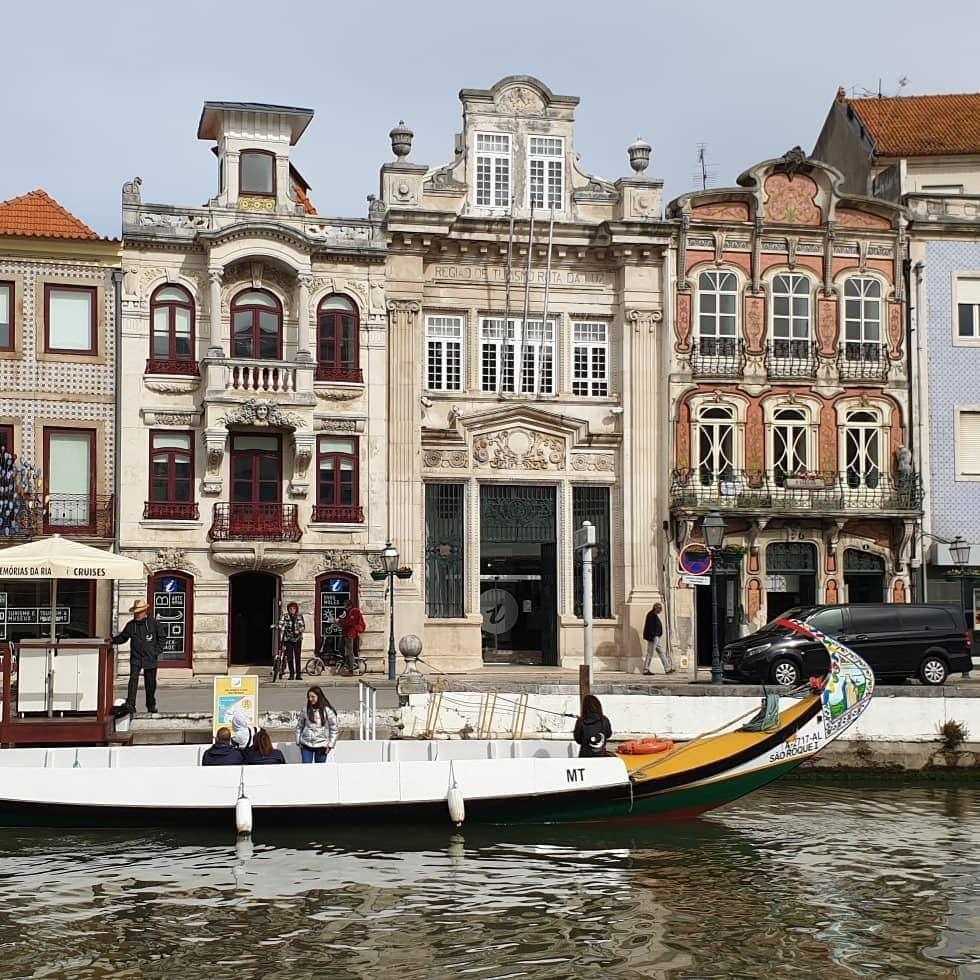 canales venecia portuguesa