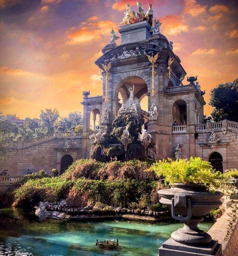 sitios para hacer fotos barcelona ciutadella