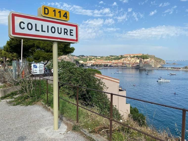 collioure francia pueblo