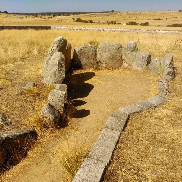 dolmen avila