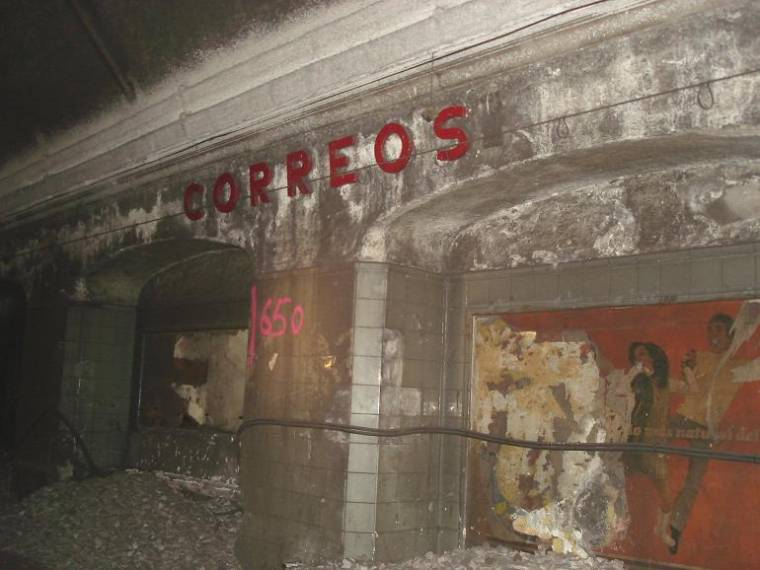 estaciones abandonadas barcelona