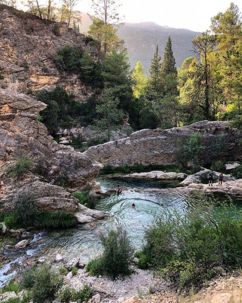 Ruta rio borosa cazorla