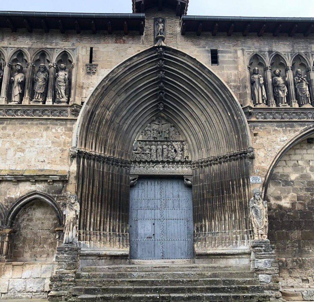 iglesia de estella