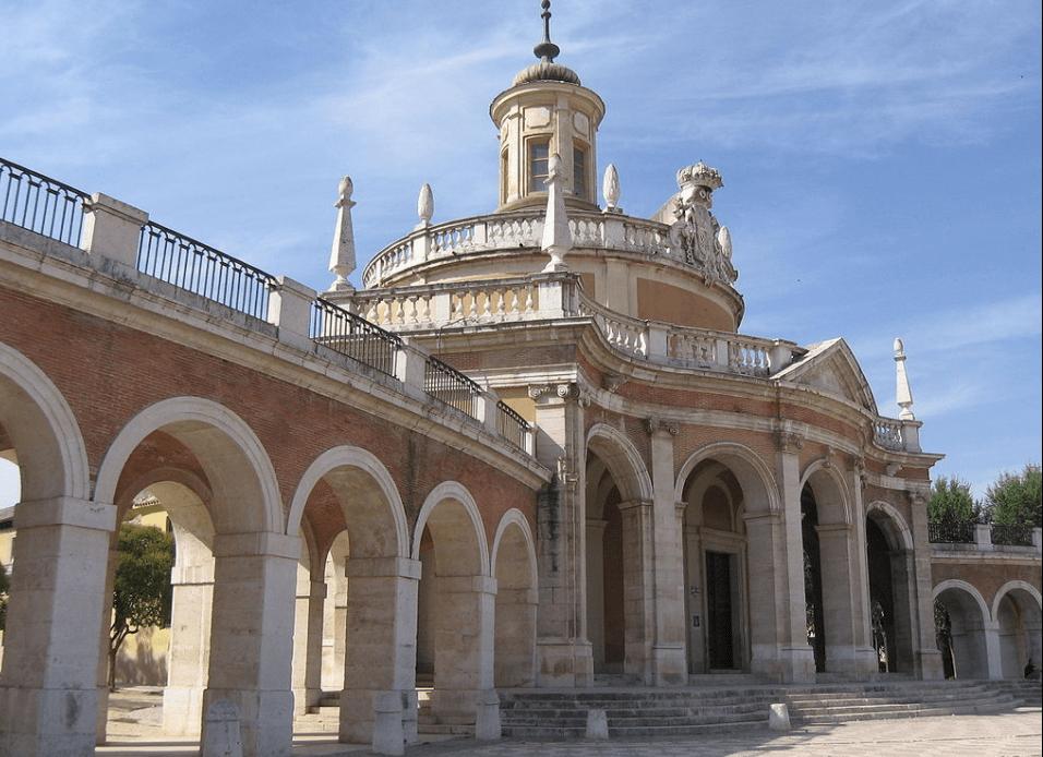 iglesia aranjuez