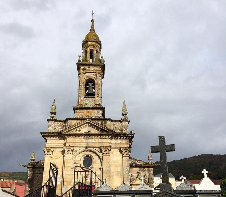 iglesia de carnota