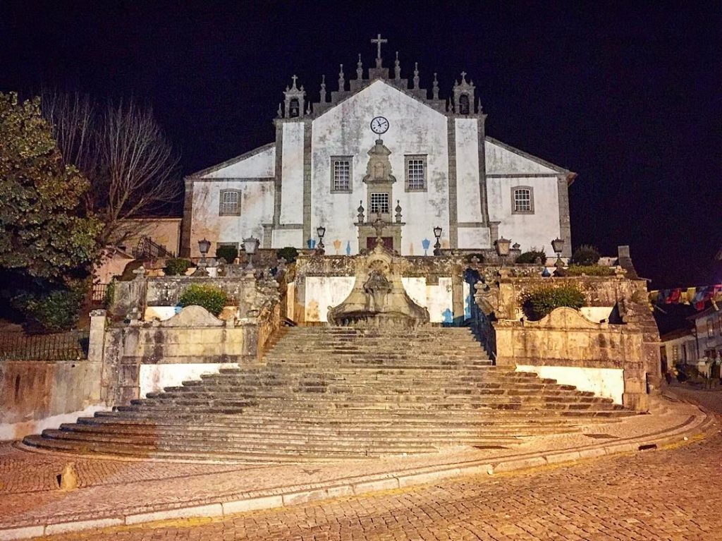 iglesia misericordia aveiro portugal