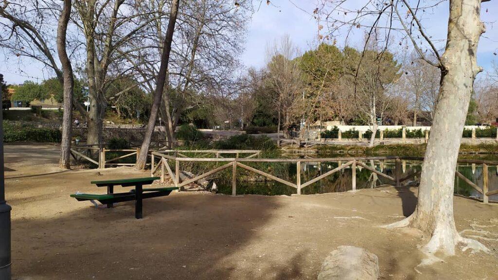 lago de anna y albufera