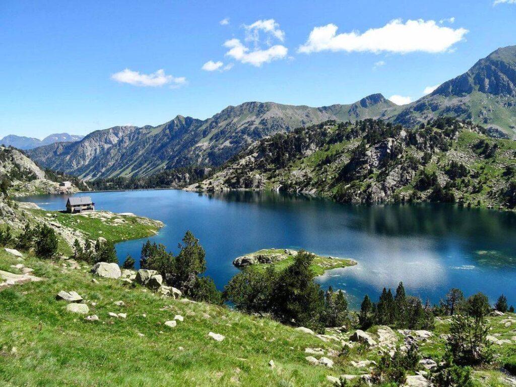 lago de cataluna