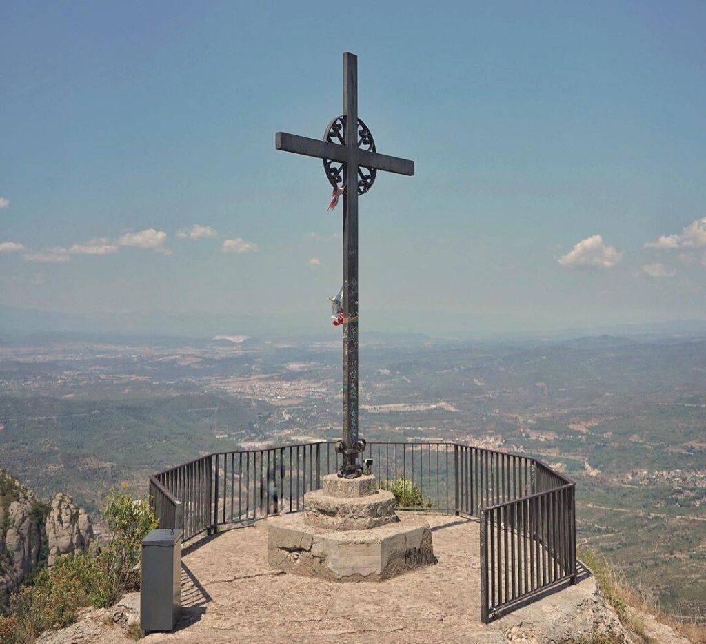 mirador de la creu de montserrat