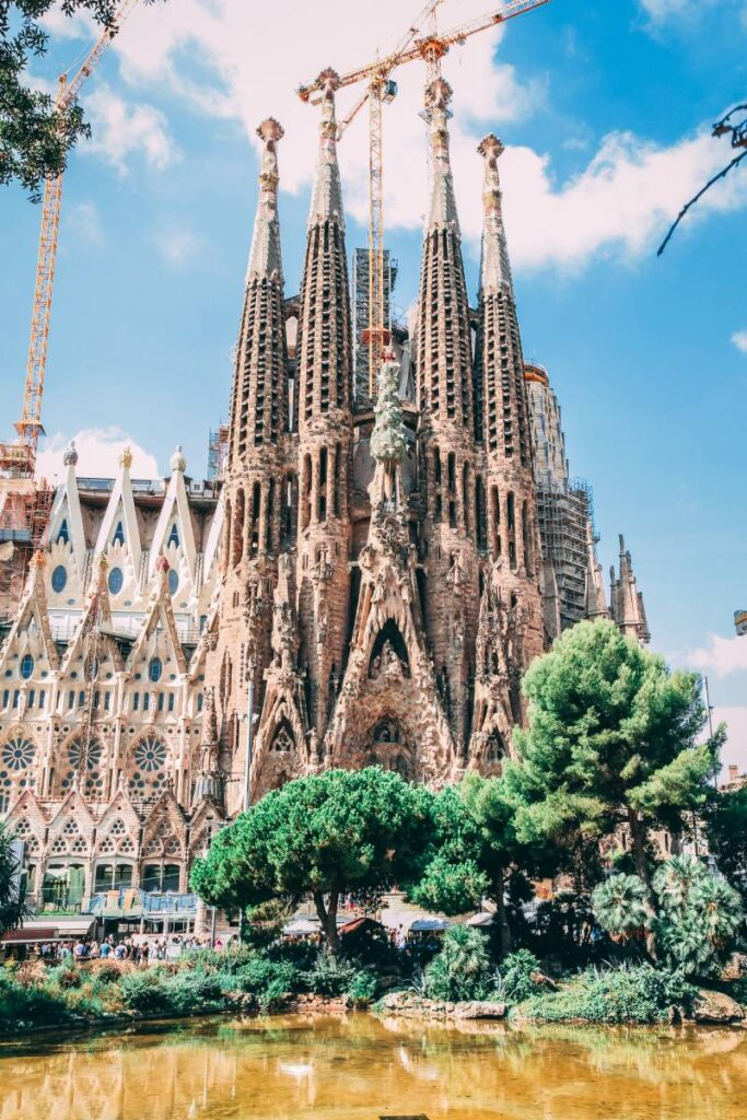 monumentos culturales españa