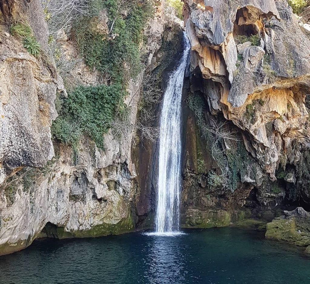 cascadas rio borosa
