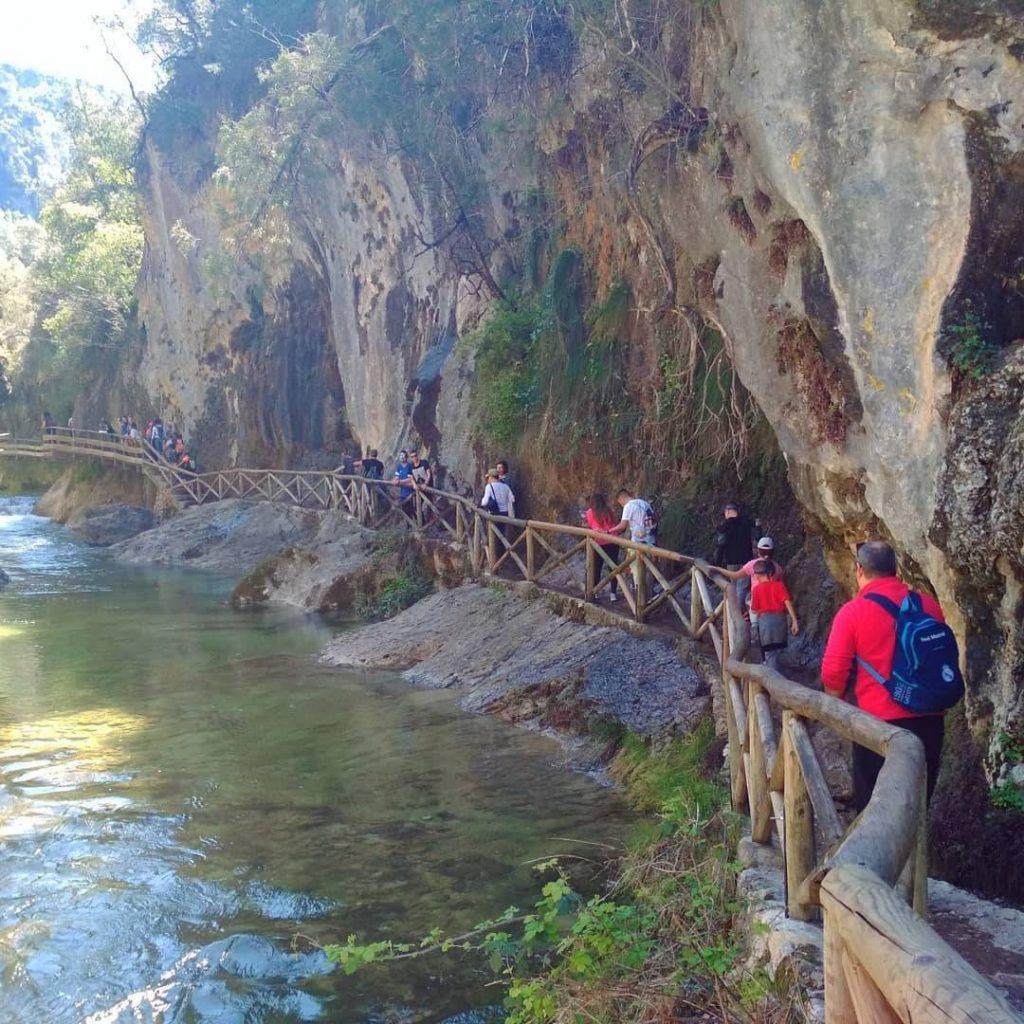 ruta parque natural rio borosa