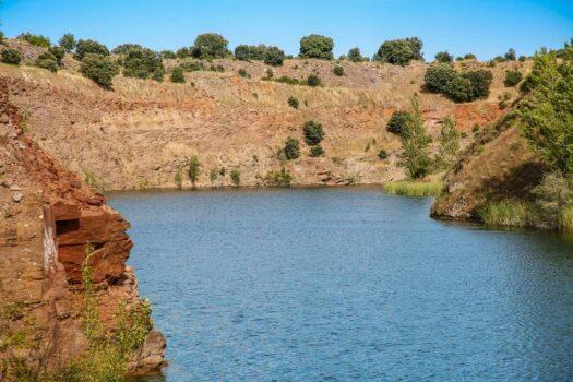 Piscinas naturales en Salamanca