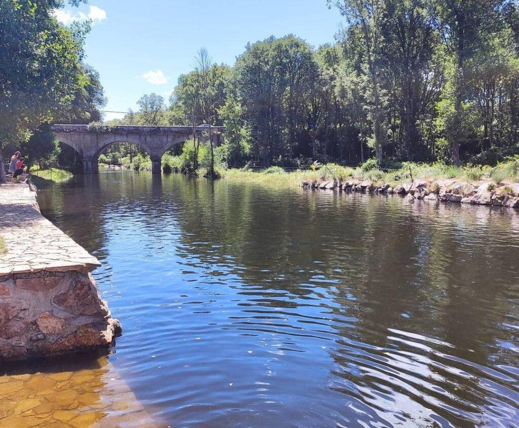 piscina natural rio frio salamanca