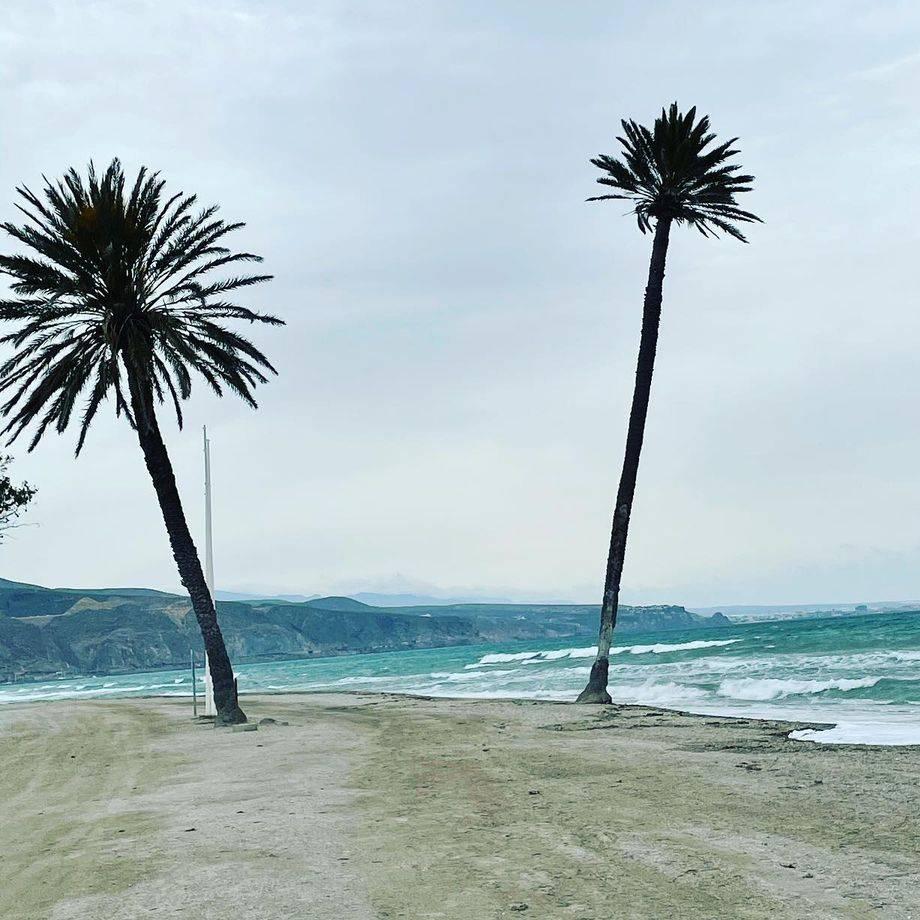 playa aguadulce almeria