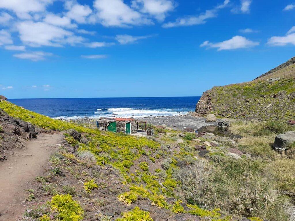 playa de tamadite tenerife