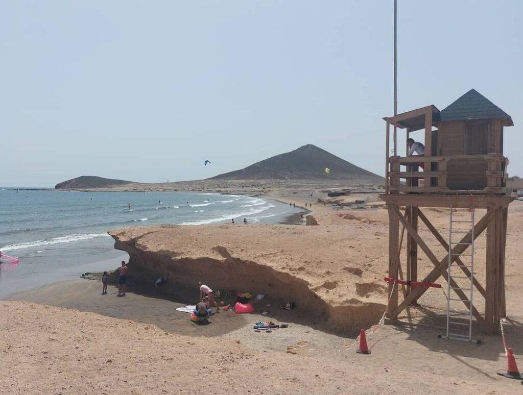 playa del medano tenerife