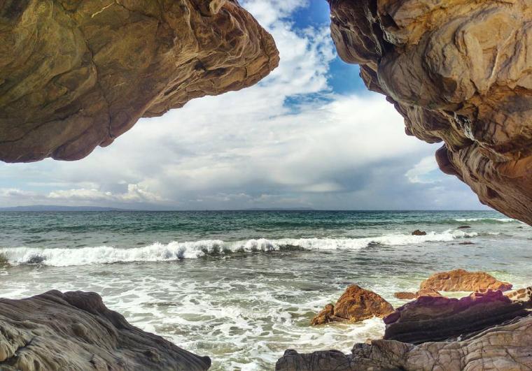 playa del ombligo