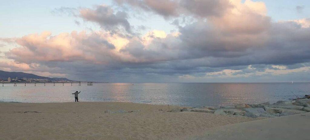 playa nudista el coco