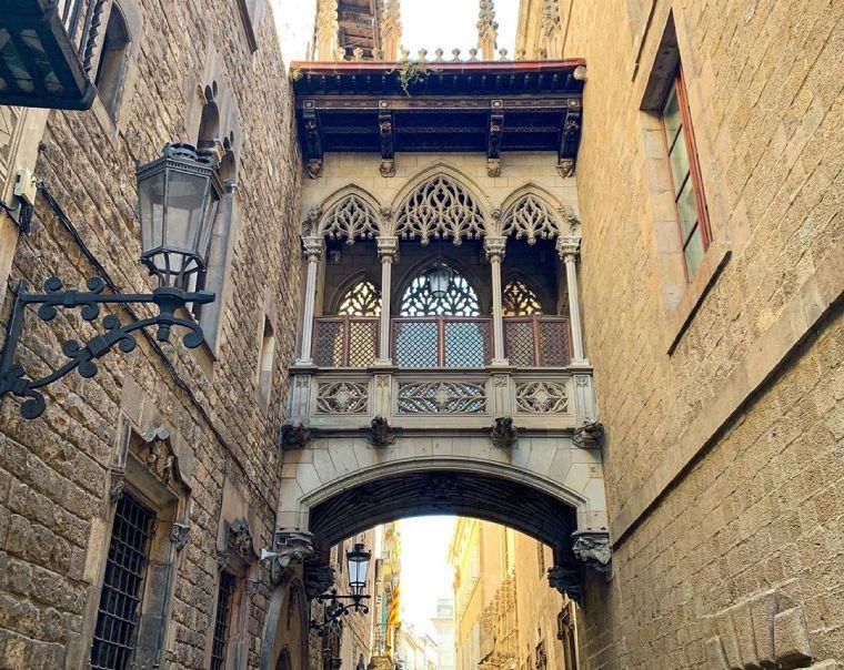 sitios para hacer fotos barcelona bisbé