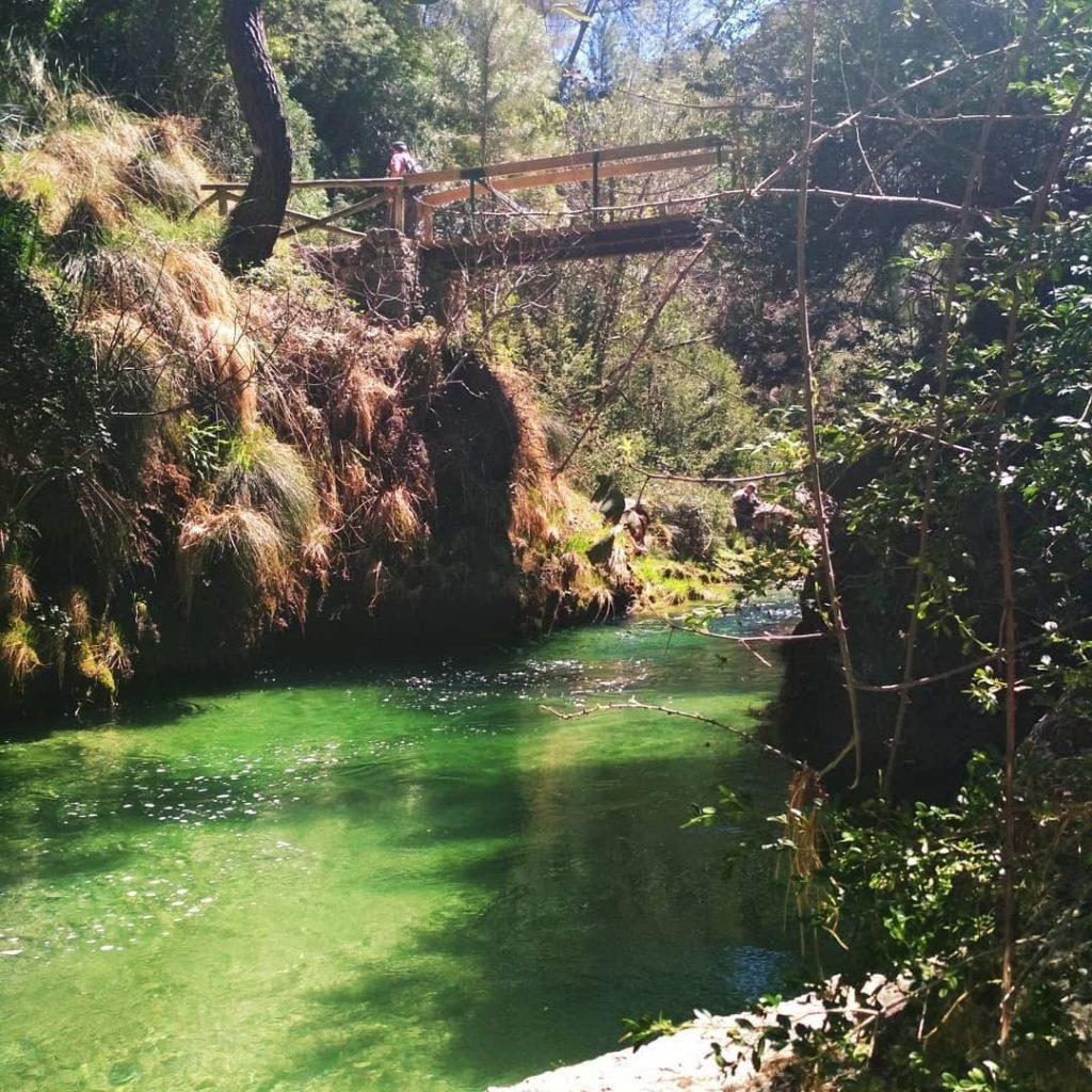puente rio borosa