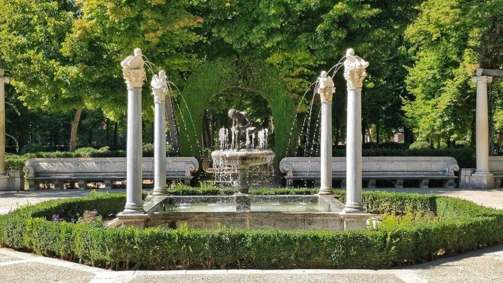 jardines reales de aranjuez