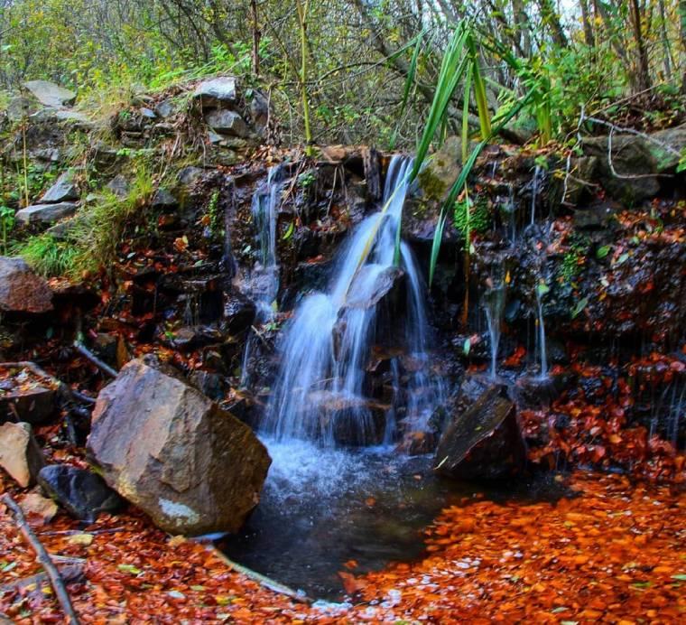 cascada santa fe