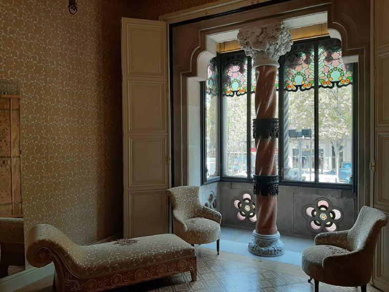 sitios para hacer fotos barcelona casa ametller