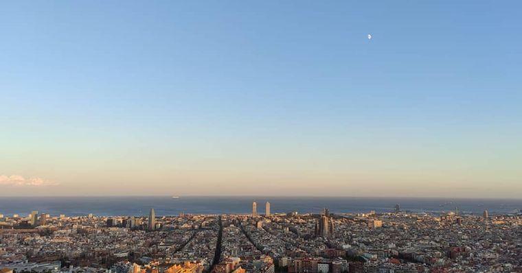 sitios fotos barcelona bunkers