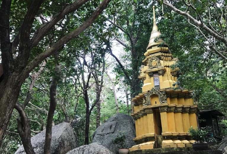 templos koh phangan